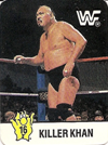 1988 WWF Hostess Wrestlemania IV Wrestling Cards