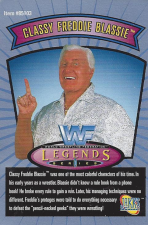 1997 WWF Jakks Pacific Legends Figure Cards