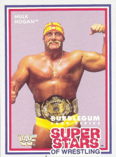 1989 WWF Market Scene Superstars: Series 2 (New Zealand)