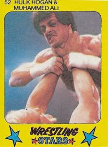 1986 Monty Gum Wrestling Stars
