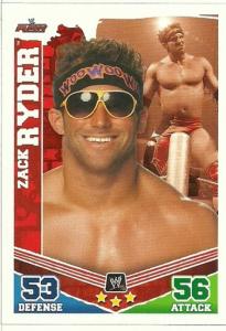 2010 WWE Topps Slam Attax Mayhem (U.K.)