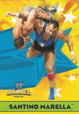 2010 WWE Topps Rumble Packs