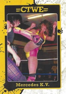 2012 CTWE Trading Cards