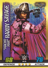 2017 WWE Topps Slam Attax 10th Edition (U.K.)