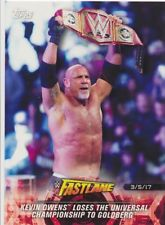 2018 WWE Topps Road To Wrestlemania