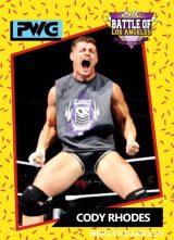2016 PWG Wrestling Cards
