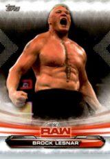2019 WWE Topps Raw