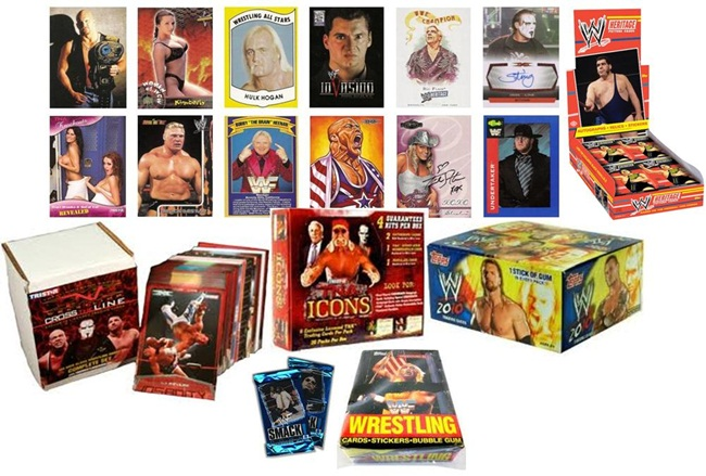 wrestling card price guide