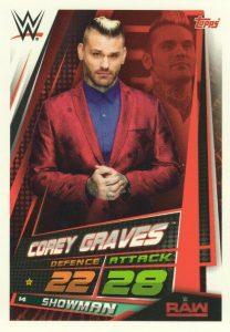 2019 WWE Topps Slam Attax Universe (U.K.)