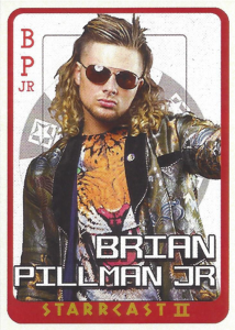 2019 Starrcast II Trading Cards (Series 1)