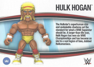 2020 WWE The Loyal Subjects Figures Collector Cards
