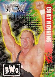1999 Gladiadores De La WCW (Peru)