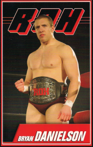 2006 Ring Of Honor DVD Cards