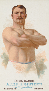 1887 Allen & Ginter Tobacco Cards