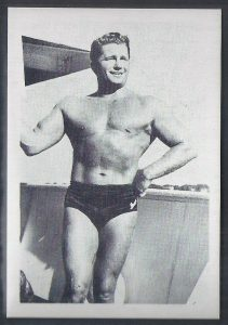 1966 Somportex Famous TV Wrestlers (U.K.)