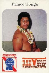 1979 Rax Roast Beef Wrestling Cards