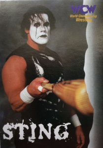 1997 WCW Limited Edition Pin Cards