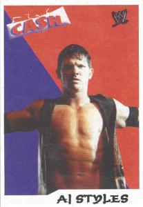 2005 WWE Ersa Cash Cards (Turkey)