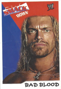 2005 WWE Ersa Smackdown Cards (Russia)
