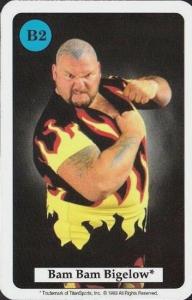 1992-1993 WWF Quartett Card Series (Germany)