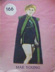 1954 Album Luchadores (Mexico)