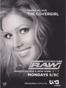 2005 WWE NBC Raw Ringside Sweepstakes