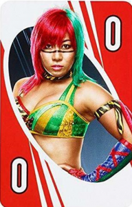 2017 WWE Mattel UNO Card Game
