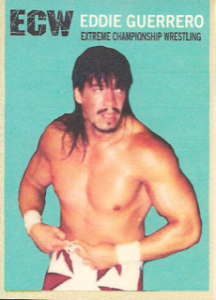 2020 LJA On Demand ECW Wrestling Cards