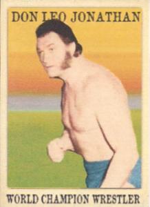 2020 LJA Cards On Demand Yankee Made Wrestling Cards