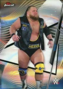 2020 WWE Topps Finest