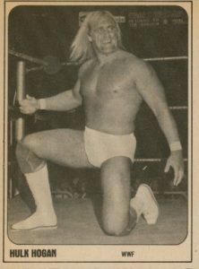 1981 Sports Review Series Wrestling Superstars Magazine