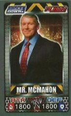 2009 WWE Wrestlemania Game Cards Series (Mexico)