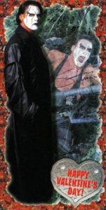 2000 WCW PMG Valentine's Day Cards
