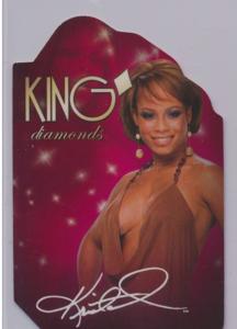 2007 WWE Divas Playing Cards