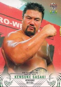 2008-2009 BBM Noah Pro Wrestling (Japan)