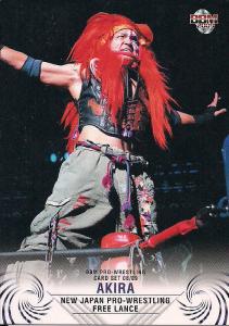 2008-2009 BBM New Japan Pro Wrestling (Japan)