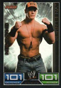 2008 WWE Topps Slam Attax (U.K.)