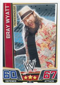 2013 WWE Topps Slam Attax Superstars (U.K.)