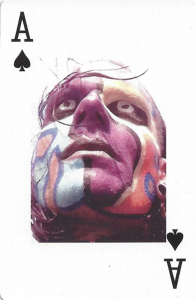 2013 TNA Jeff Hardy The Enigma Playing Cards