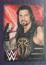 2016 WWE PMG Lenticular Valentine's Day Card