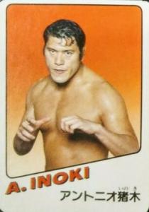 1981 Takara Wrestling Board Game Cards (Japan)
