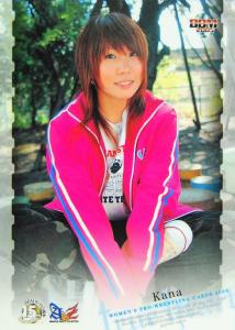2005 BBM True Heart Woman's Pro-Wrestling (Japan)