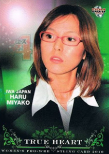 2010 BBM True Heart Woman's Pro-Wrestling (Japan)