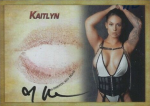 2019-2020 Collectors Expo Autographed Kiss Cards