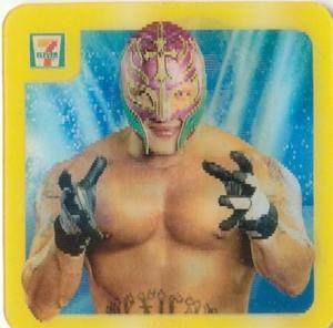 2006 WWE 7-11 Slam Mini Lenticular Cards (Philippines)