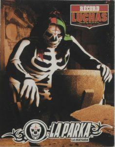 2008-2010 Record Luchas Mensual Magazine (Mexico)