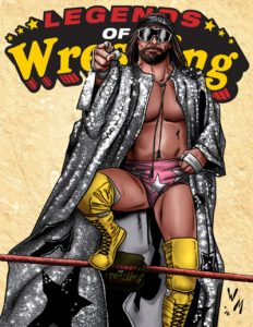 2015-2021 Filsinger Games Legends of Wrestling