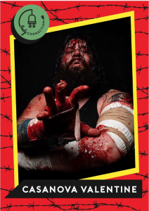 2021 Indy Connection Death Match Darlings: Full Death Trading Cards