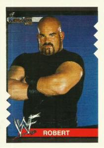 2001 WWE Wrestlemania X-Seven Cards (Malaysia)