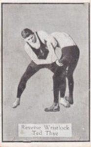 1926 Allen's Wrestlers (Australia)